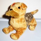 TY Beanie Babies Whiskers the Dog  2000 No Swing Tag Loose Used