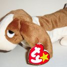 TY Beanie Babies Tracker the Basset Hound Dog 1997 w/ Swing Tag Loose Used