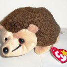 TY Beanie Babies Prickles the Hedgehog w/ Swing Tag 1999 Loose Used
