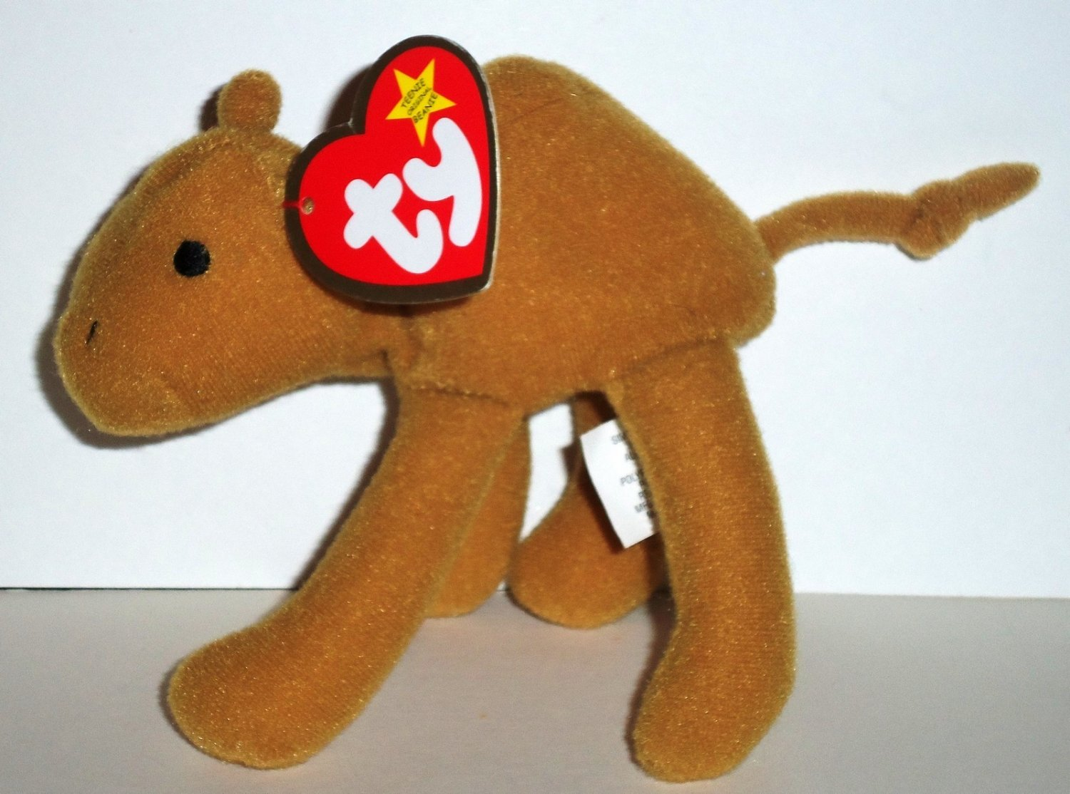 McDonald s 2000 Ty Teenie Beanie Babies Humphrey the Camel Happy Meal Toy w   Swing Tag Loose 80876d3f24d4