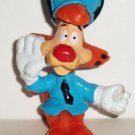 Burger King 1993 Disney's Bonkers PVC Figure Only Loose Used