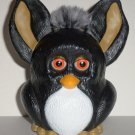Burger King Furbies Black and White Furby with Flapping Ears 2005 Kids Meal Toy Loose