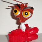 McDonald's 2009 Monsters vs Aliens Dr. Cockroach Ph.D. Happy Meal Toy Loose Used