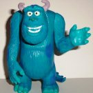 McDonald's 2001 Disney Pixar Monsters Inc Sulley Figure Happy Meal Toy  Loose Used