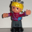 Fisher-Price Little People Royal Prince Figure from M7333 Dance N Twirl Palace Set Mattel Loose Used