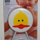Babies Best #13149 Animal Face Rattle Duck Factory Sealed