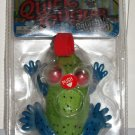 Novelty Inc. Quick Tongue Squishy Frog Factory Sealed