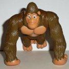 Rainforest Cafe Bamba the Gorilla PVC Figure 2000 Loose Used