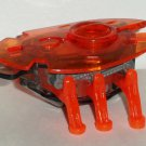 Mcdonald's 2013 HexBug Wind-Up Beetle Orange Happy Meal Toy Loose Used