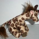 McDonald's 2010 Only Hearts Mama Giraffe Happy Meal Toy No Swing Tag Loose Used