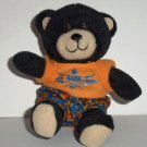 McDonald's 2006 Build-A-Bear Workshop Dimples Teddy w/ Sports Shirt Happy Meal Toy No Tag Loose
