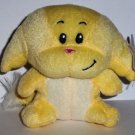 McDonald's 2005 Neopets Yellow Kacheek Happy Meal Toy w/ Damaged Swing Tag Loose Used
