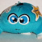 McDonald's 2005 Neopets Blue Kiko Happy Meal Toy w/ Damaged Swing Tag Loose Used