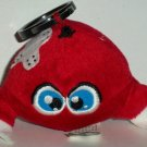 McDonald's 2005 Neopets Red Kiko Happy Meal Toy w/ Clip & No Swing Tag Loose Used