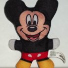 Kellogg's 2008 Disney Parks What Will You Celebrate Mickey Mouse Cloth Toy Loose Used