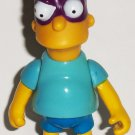 Simpsons Bart Simpson Bartman Action Figure 1990 Mattel Loose Used