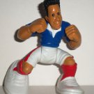 Fisher-Price Little Pro Soccer Player Action Figure Only Loose Used