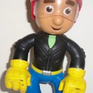 Fisher-Price Manny's Fix - it Motorcycle Handy Manny Figure Only Loose Used