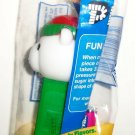Pez Candy Dispenser Christmas Polar Bear with Hat New in Package Unopened