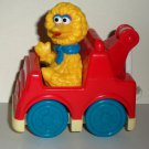 Sesame Street Big Bird Tow Truck Tyco 1993 Loose Used
