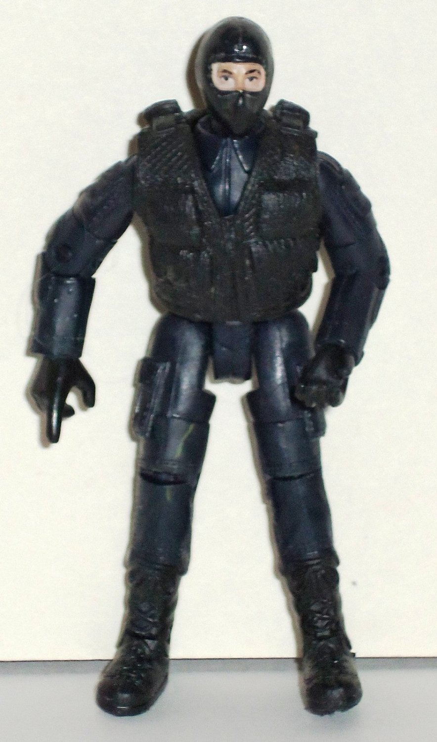 "M & C Toy Centre Power Team 3.75"" Action Figure Loose Used"