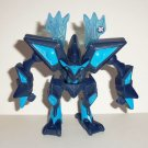McDonald's 2011 Bakugan Dreadeon Blue Figure Happy Meal Toy  Loose Used