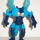 McDonald's 2011 Bakugan Zenthon Blue Figure Happy Meal Toy  Loose Used