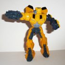 McDonald's 2010 Transformers Bumblebee Happy Meal Toy Loose Used