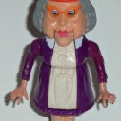 Real Ghostbusters Granny Gross Ghost Action Figure Kenner 1988 Loose Used