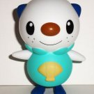 McDonald's Pokemon 2011 Oshawott Happy Meal Toy Loose Used