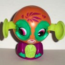 McDonald's 2011 Zoobles Thornton Orange Purple Happy Meal Toy Loose Used