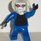 McDonald's 2008 Lego Batman the Video Game Mr. Freeze Figure Happy Meal Toy DC Comics Loose Used