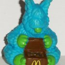 McDonald's 1986 Tinosaurs Spell PVC Figure Happy Meal Toy Loose Used