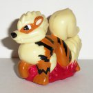 Burger King Pokemon 1999 Arcanine Figure Only Kids Meal Toy Nintendo Loose Used