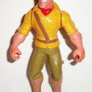 McDonald's 1999 Disney's Tarzan Clayton Figure Happy Meal Toy Loose Used