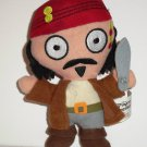 McDonald's 2006 Pirates of the Caribbean Pirate Soft Happy Meal Toy Loose Used