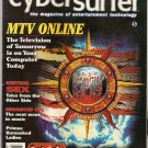 Cybersurfer Magazine #6 Starlog Group July 1996 GD/VG