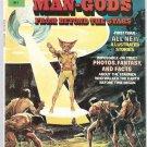 Marvel Preview #1 Man-Gods 1979 Comics Fine