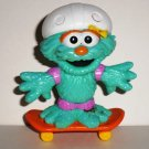 Playskool Sesame Street Rosita Figure from Skating Friends 2-Pack Loose Used