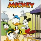 Walt Disney's Donald and Mickey #23 Gladstone 1994 Mouse Duck GD/VG