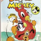 Walt Disney's Donald and Mickey #25 Gladstone 1994 Mouse Duck GD/VG