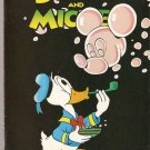 Walt Disney's Donald and Mickey #27 Gladstone 1995 Mouse Duck GD/VG