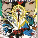 New Warriors (1990 series) #47 Marvel Comics May 1994 VG
