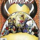 New Warriors (1990 series) #50 Newsstand Edition Marvel Comics Aug. 1994 VF