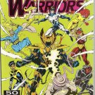 New Warriors (1990 series) Annual #1 Marvel Comics July 1991 VF