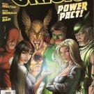Identity Crisis (2004 series) #2 DC Comics Sept. 2004 VG