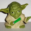 Burger King 2005 Star Wars Saga Yoda Kids Meal Toy Loose Used