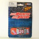 Winner's Circle Magnetic Racers Car #20 Tony Stewart Home Depot NASCAR New in Package