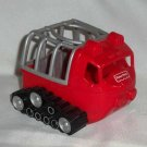Fisher-Price Snow Rover Vehicle from #72892 All-in-One Arctic Expedition Loose Used