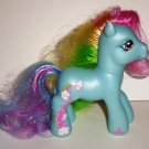 My Little Pony Best Friends Rainbow Dash G3 Hasbro 2008 Loose Used
